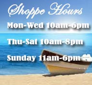 Historic Smithville Shoppe Hours